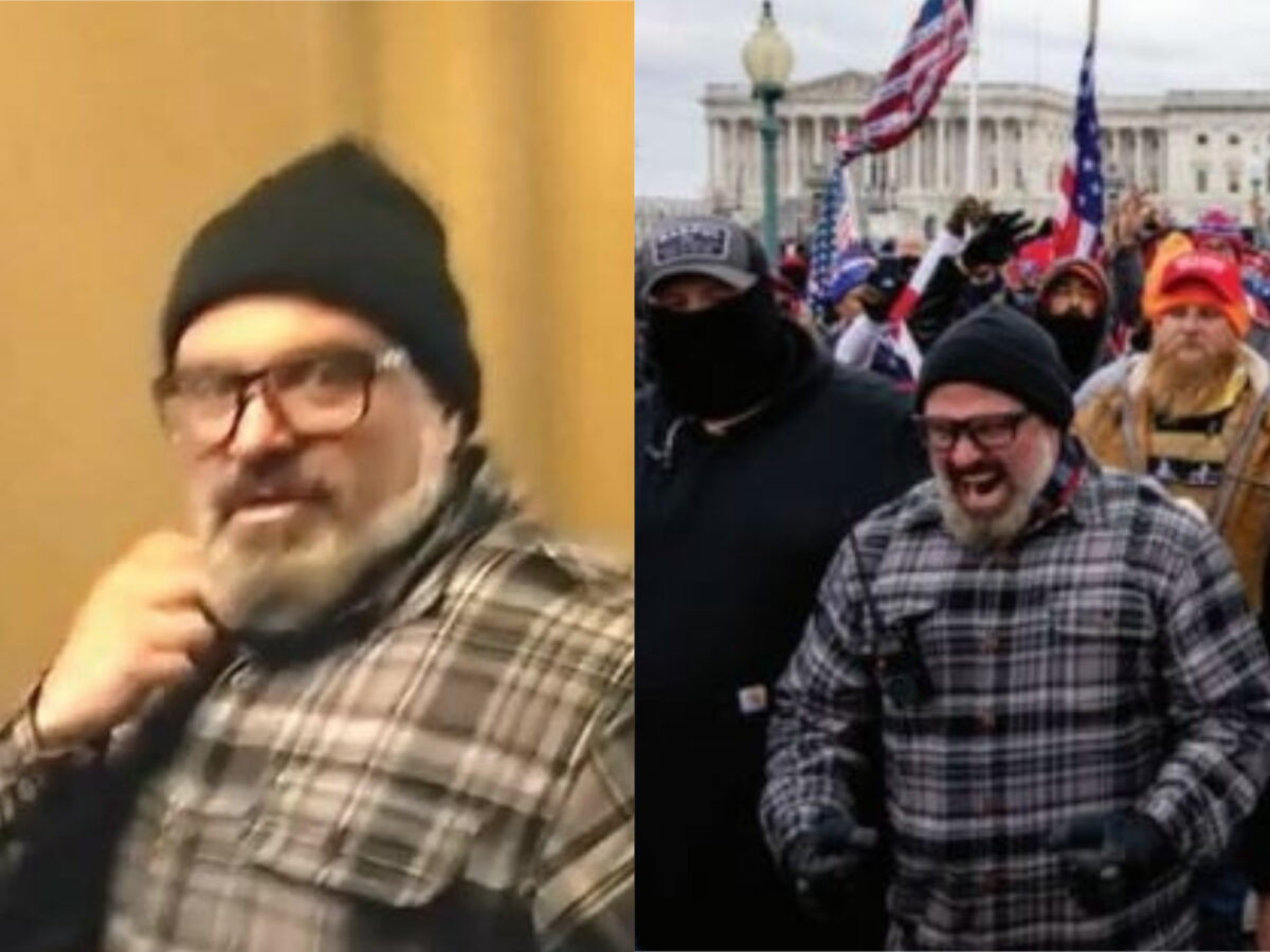 Proud Boys organizer, Joe Biggs arrested and charged in Capitol riot