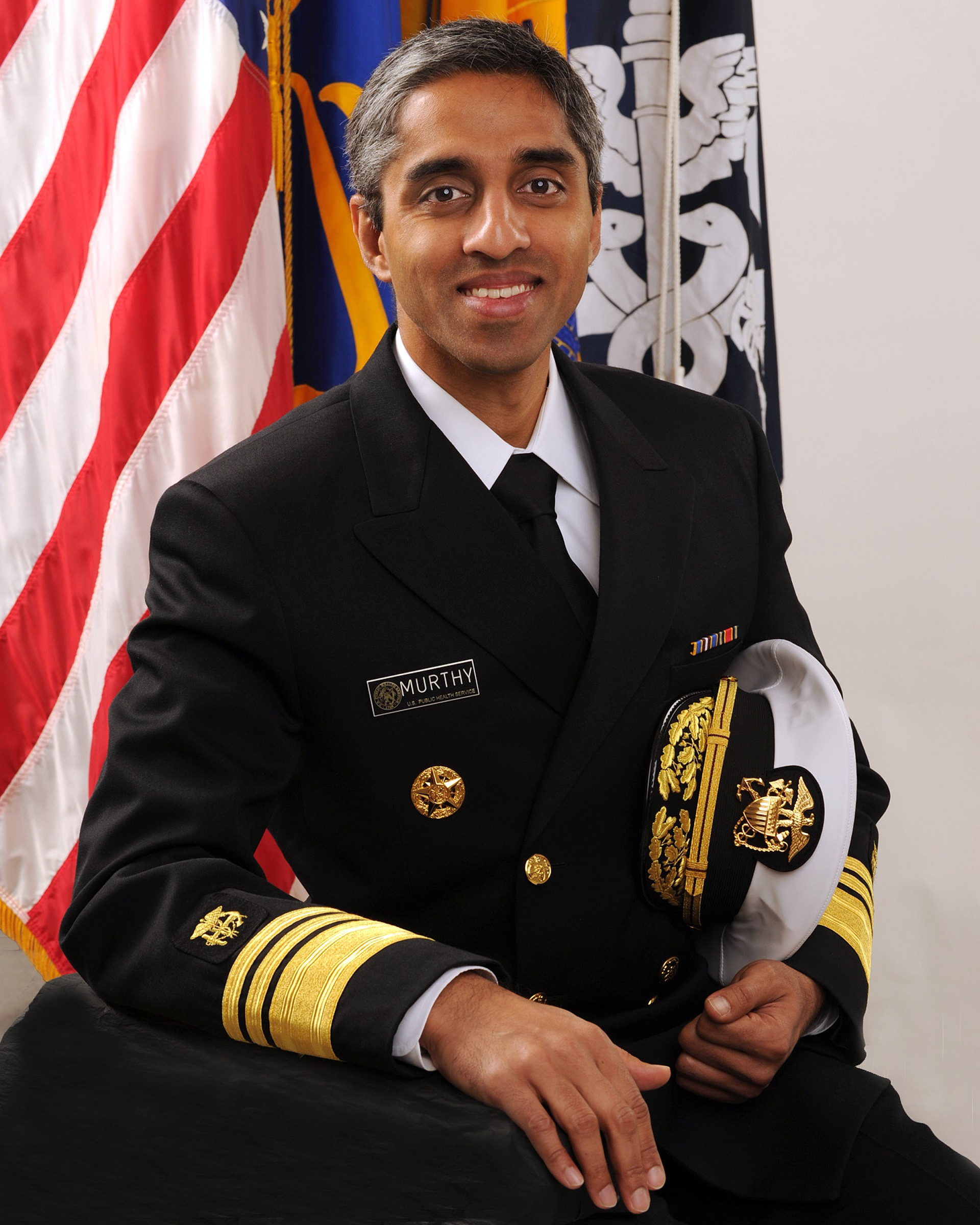 US Surgeon general, Jerome Adam resigns at Joe Biden