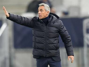 Former Leicester and Swansea boss, Paulo Sousa named new Poland coach
