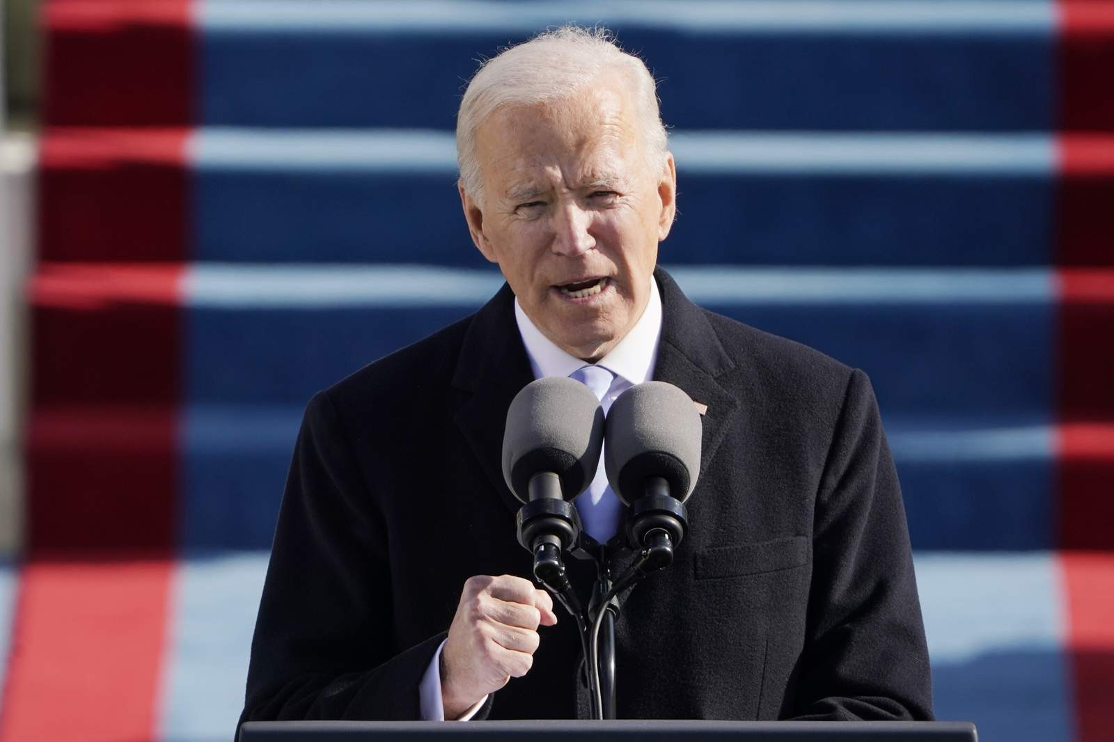 """""""If you?re ever working with me and I hear you treating another colleague with disrespect, I will fire you on the spot"""" - President Biden warns his incoming presidential appointees (video)"""