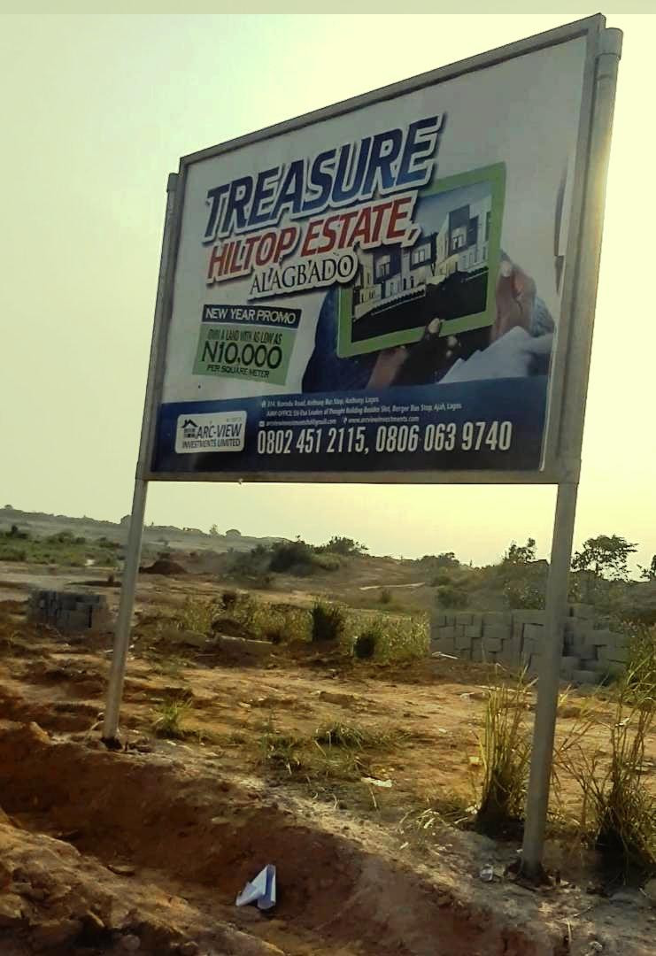 ArcView Investment Limited Properties For Sale in Lagos