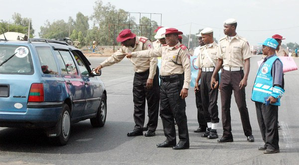 Traffic offenders to be arrested in their homes by FRSC from Monday