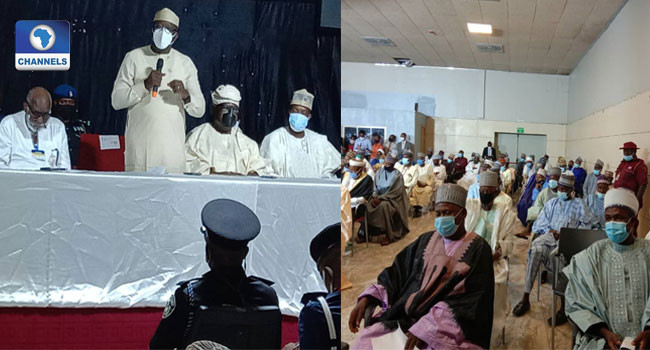 Photos from meeting of Governors with Miyetti Allah leadership in Akure