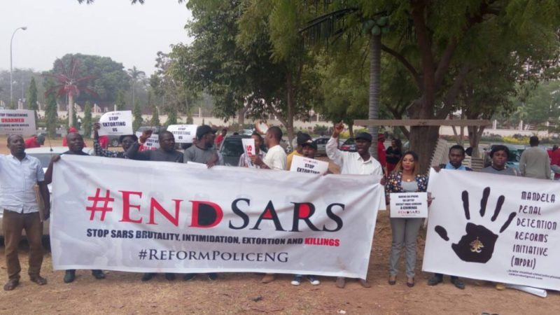 Court dismisses charges against four #EndSARS protesters arrested in Abuja