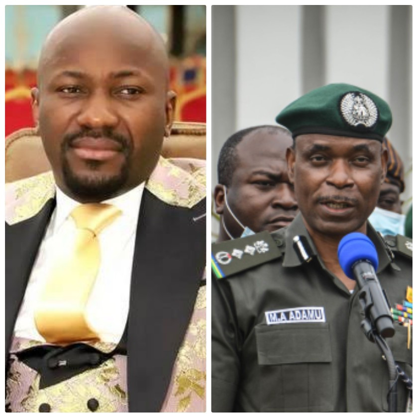 Apostle Suleman dismisses report that he is being investigated for allegedly sleeping with a former Pastor