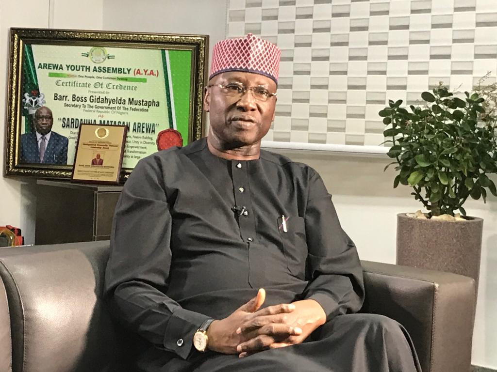 COVID-19 Vaccines expected by Nigeria will no longer arrive in January ? SGF, Boss Mustapha