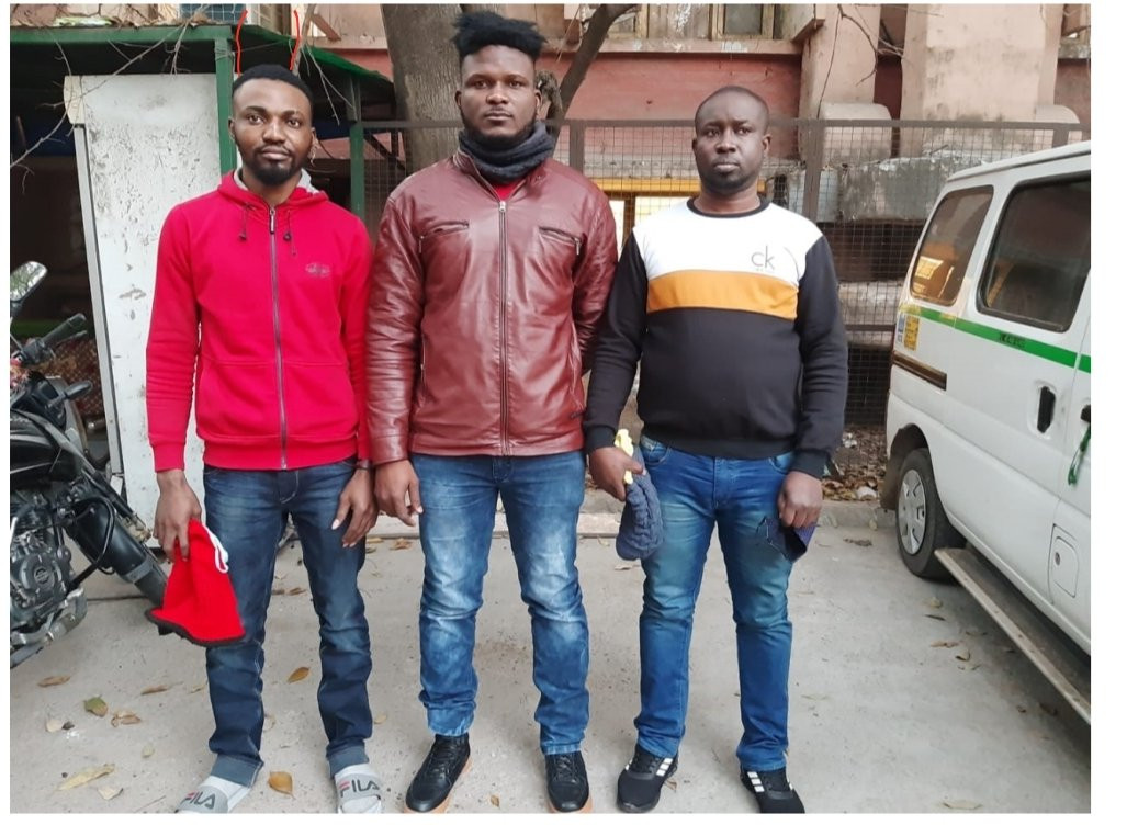 Three more Nigerian nationals deported from India for illegal stay