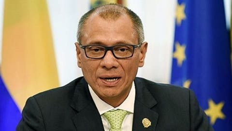 Former Ecuador Vice President,?Jorge Glas bags fresh eight-year jail term for misuse of public funds