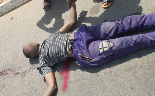 One person reportedly killed as Police officers and Shiites clash again in Abuja (photos)