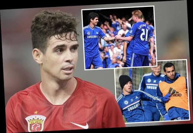 Ex-Chelsea player Oscar reveals why he thinks De Bruyne and Salah failed to make it at Chelsea