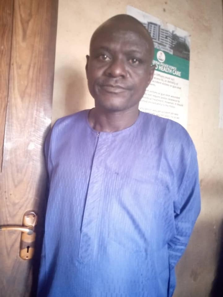 Police nab suspected car snatcher in Nasarawa, recover master keys