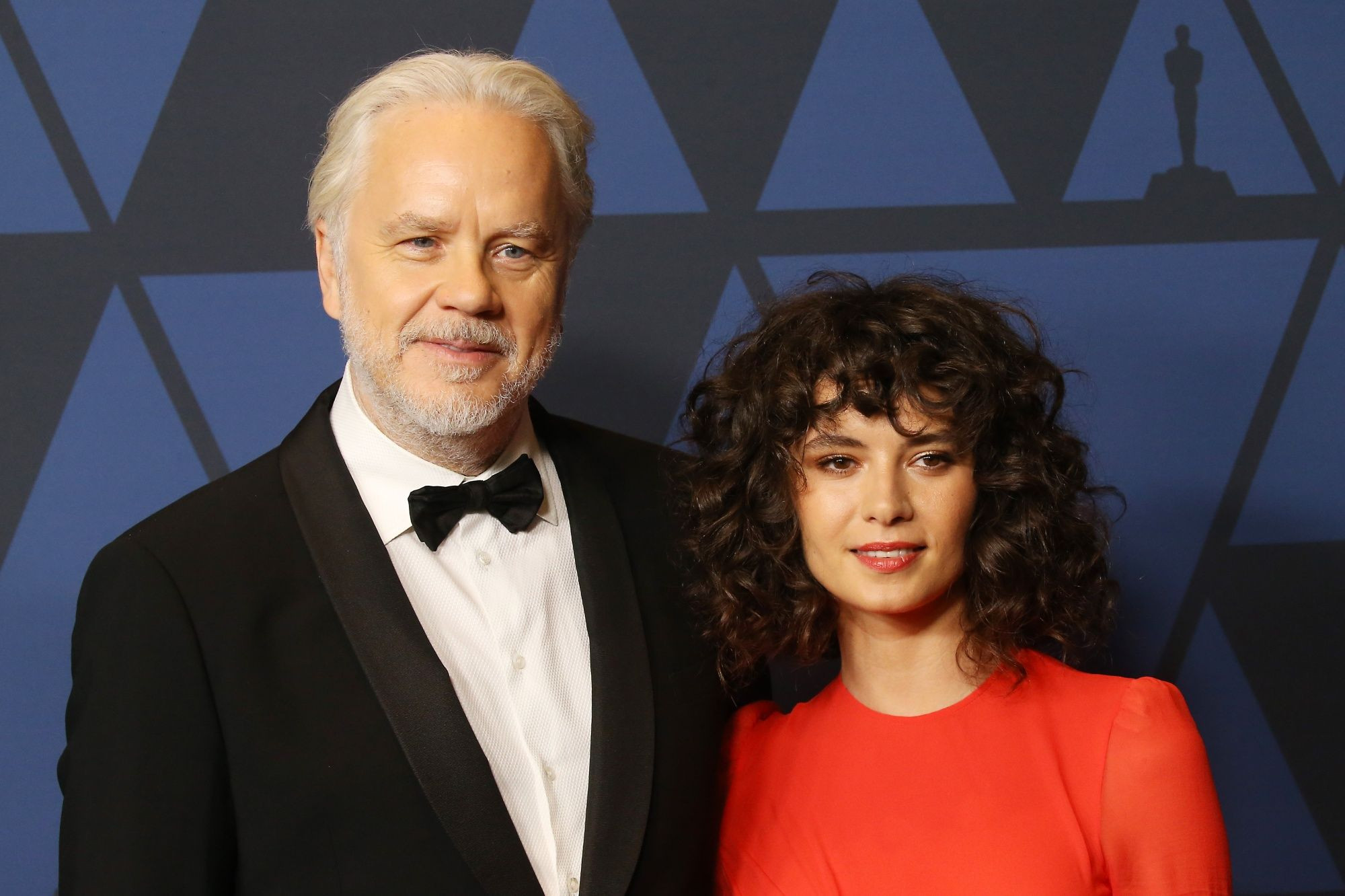 Actor Tim Robbins, 62, files for divorce from his