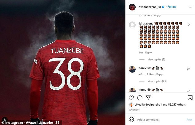 Man. United stars, Axel Tuanzebe and Anthony Martial subjected to online racial abuse after Sheffield United defeat
