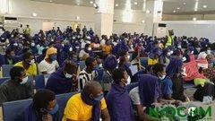 384 stranded Nigerians return from Saudi Arabia (photos)