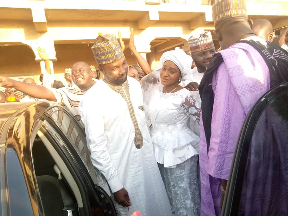 Plateau lawmaker surprises his aide with a brand new car and N10m cash at his wedding