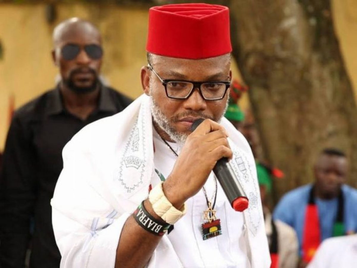 Ban open grazing in the South East within 14 days - Nnamdi Kanu tells governors