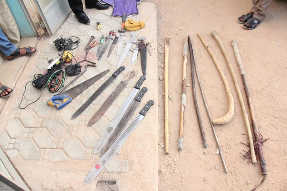 23 suspects arrested as police burst criminal syndicate terrorizing Bauchi
