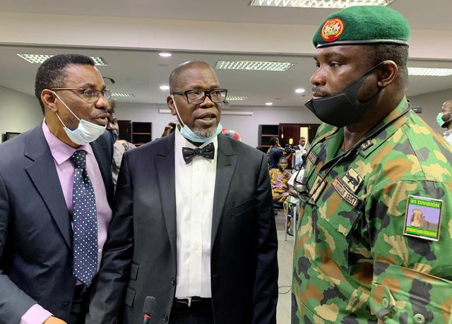 #EndSARS: Nigerian Army disbands legal team, pulls out of Lagos judicial panel investigating Lekki Tollgate Shooting