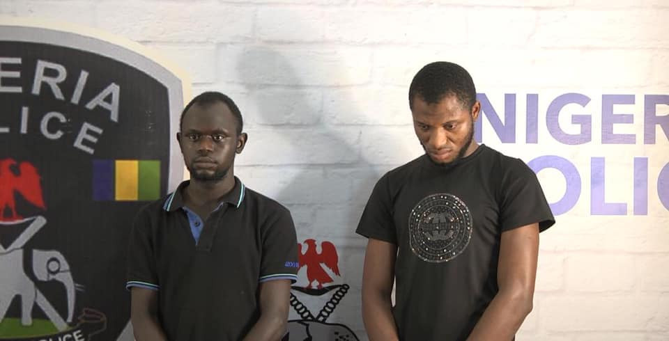 INTERPOL arrest two Kano based suspects for international child pornography