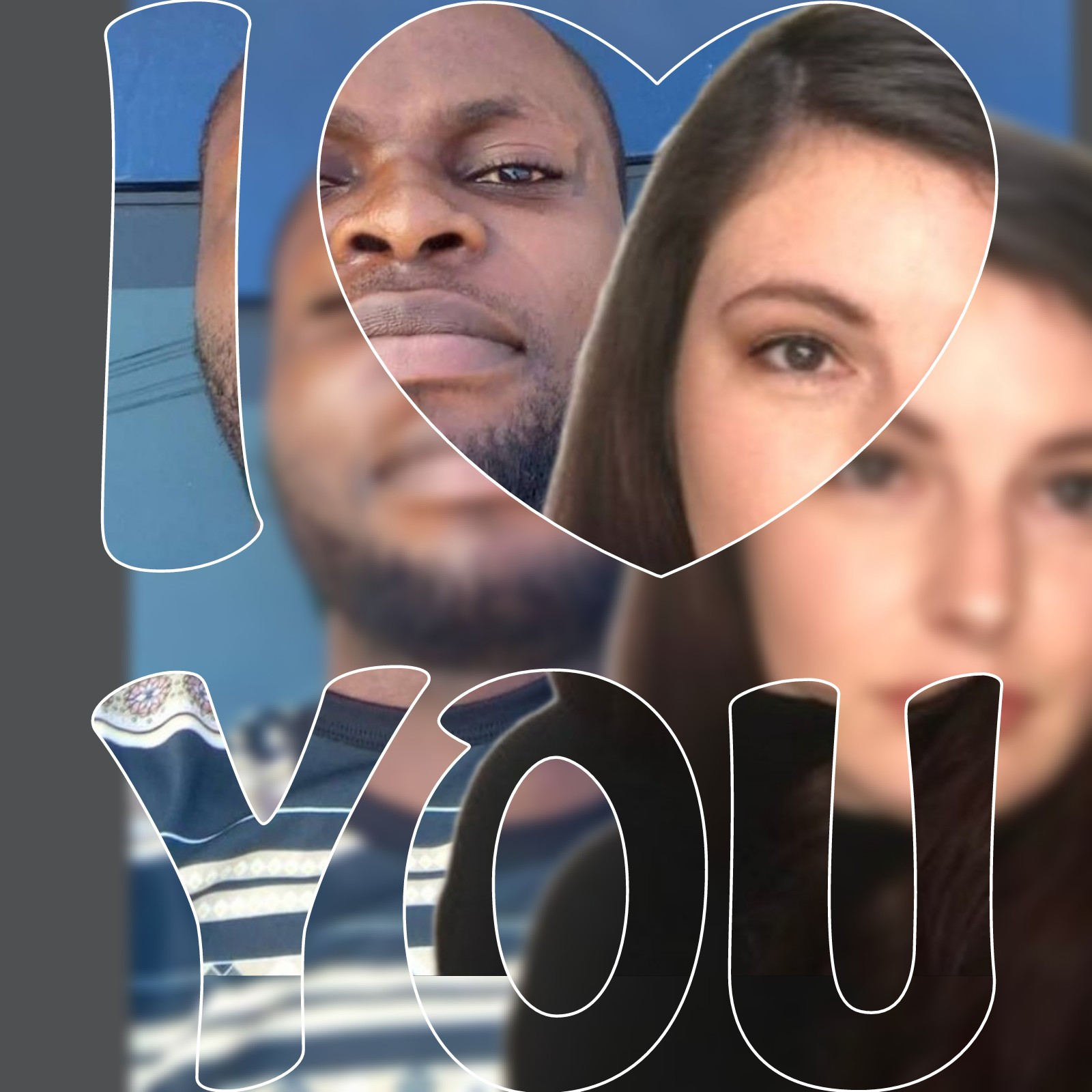 White woman responds to Nigerian man who professed love for her after she asked for beautiful photos of Nigeria