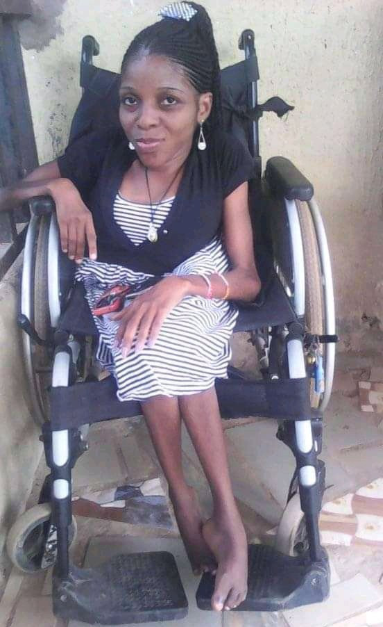 Man married to a differently-abled woman celebrates her as she gives birth to their son
