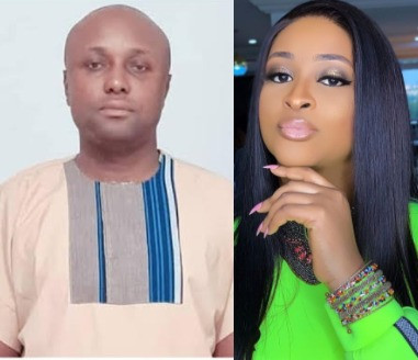 When will Edo people have sense?''- Etinosa shades Davido's aide, Israel,  after DJ Cuppy threatened to sue him over his comment about her  collaboration with Zlatan