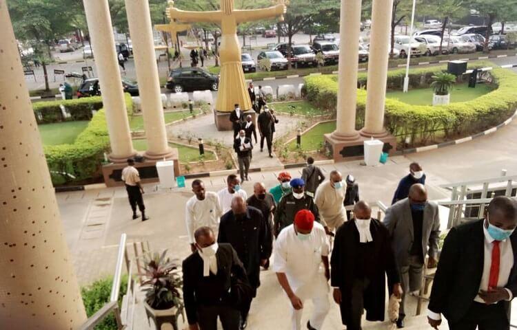 Alleged financial fraud: Court shifts retrial of Senate chief whip, Orji Uzor Kalu, till June 2021