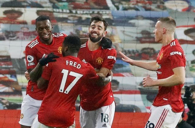 Manchester United 9 and Southampton 0