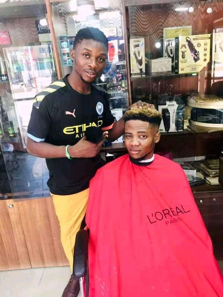 Young Benue barber reportedly arrested in Kano for blasphemy after he gave customers haircuts that allegedly