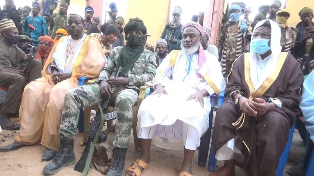 500 bandits in Zamfara