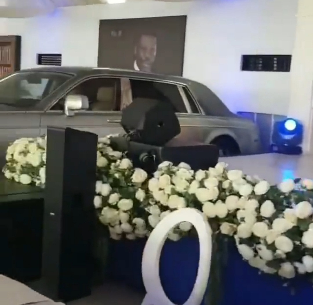 Billionaire businessman, Bolu Akin-Olugbade