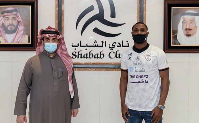 Odion Ighalo joins Saudi Arabian side Al Shabab on a permanent deal from Shanghai Shenhua (photos)