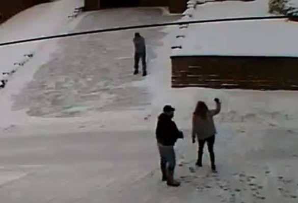Man shoots his neighbours dead during fight over snow shoveling
