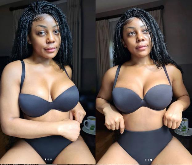 Reality star, Ifu Ennada shares saucy new photos