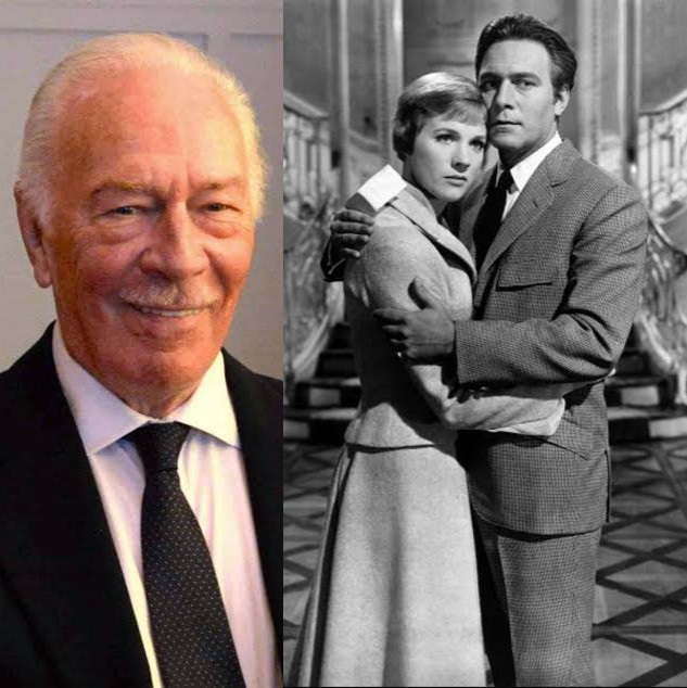 Sounds of Music star, Christopher Plummer dies at 91