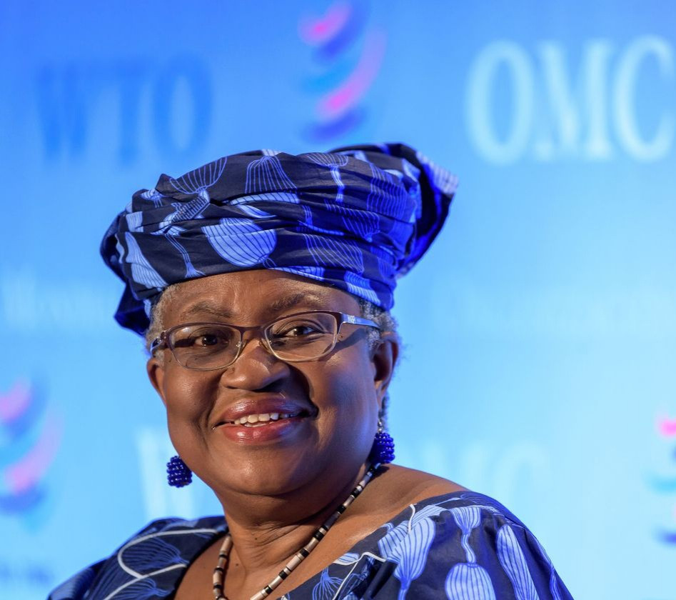 US finally backs Ngozi Okonjo-Iweala for Next WTO Director