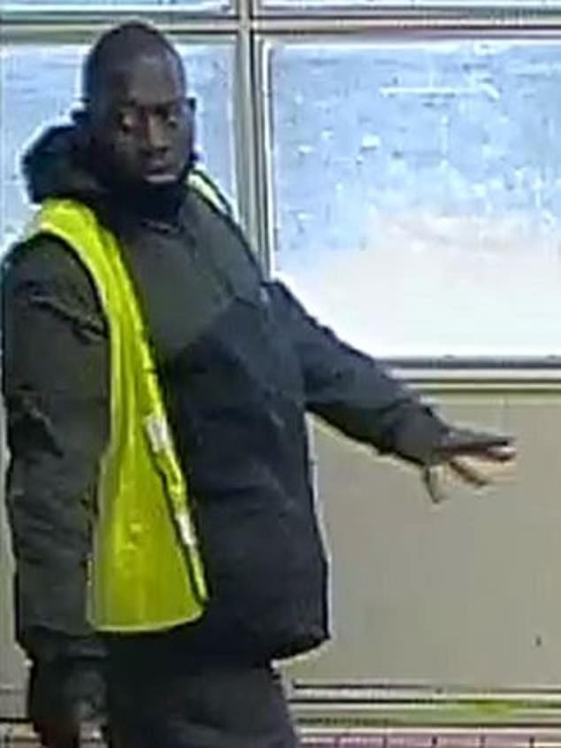 7-year-old girl snatched from her mother in broad daylight as police hunt for a male suspect