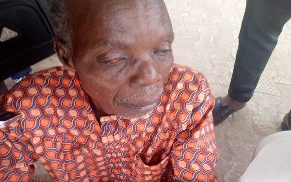 68-year-old man arrested for allegedly raping a 7-year-old girl in Anambra
