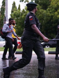 Ekiti state government drags IGP to court over the sacking of the unmarried pregnant policewoman