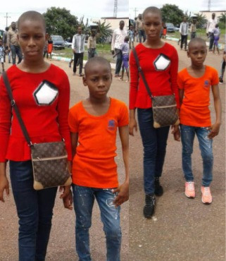 Two children declared missing in Anambra (photo)