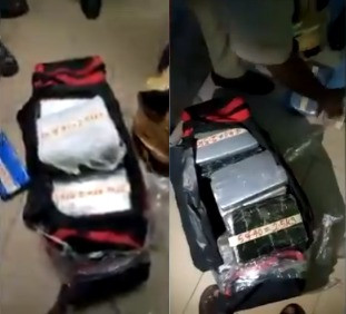 NDLEA intercepts 40 parcels of cocaine worth N32 billion in Lagos (photos)