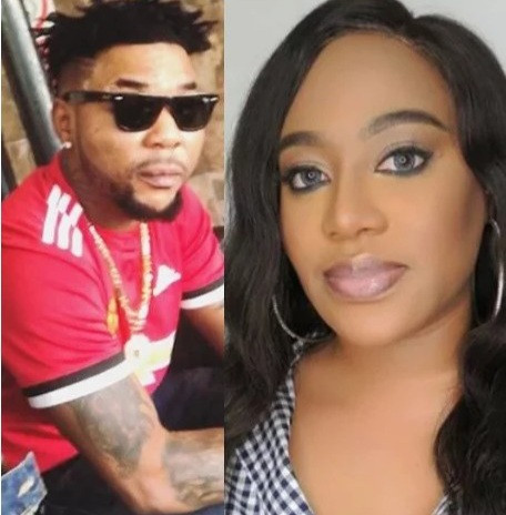 Oritsefemi hits back at his ex-manager, The Lady Kara, and accuses her of having an affair with her friend