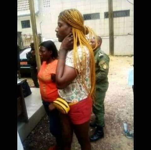 Popular Cameroonian cross dresser, two others sentenced to prison for practicing homosexuality (video)
