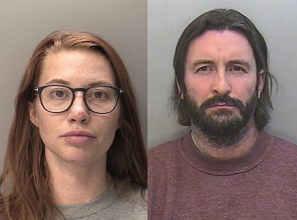 Babysitter is jailed after sexually abusing 18-month-old toddler in her care and sending the video to her married paedophile lover