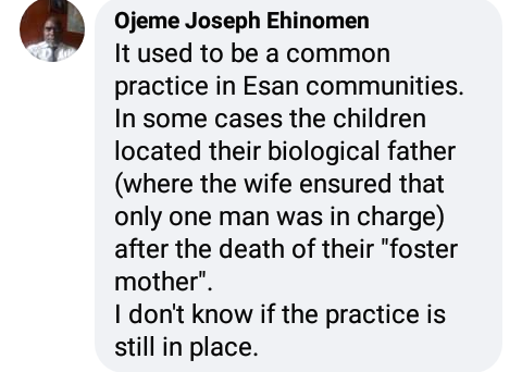 Edo lawyer says under Esan custom a woman without children can marry a woman in his hometown, Ubiaja