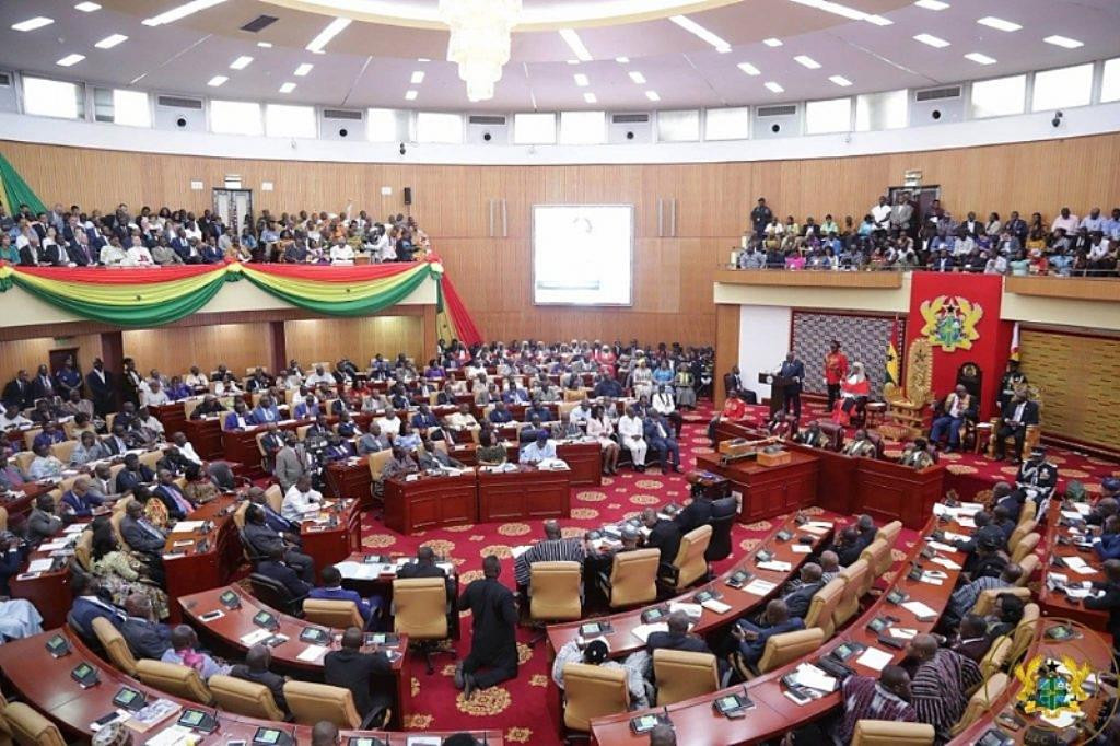 Ghana shuts down its parliament after 168 lawmakers and staff contract COVID19
