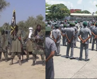 Boko Haram reportedly abducts three Customs officers in Yobe
