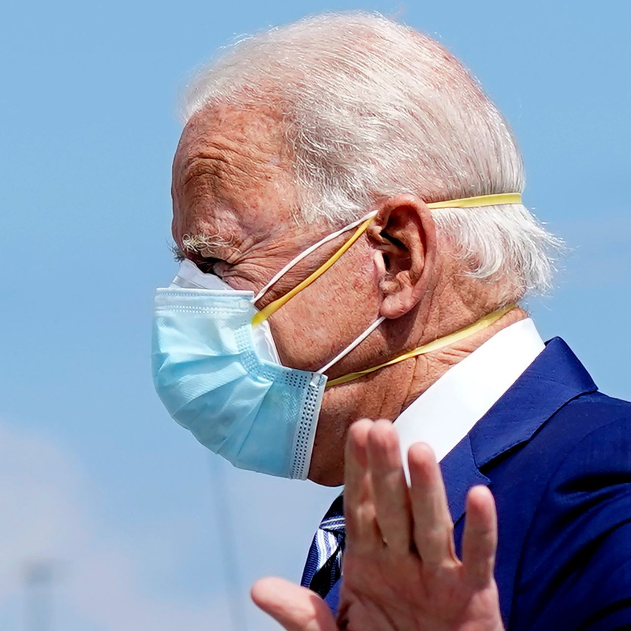 Wearing two masks better than one in slowing the spread of coronavirus, study finds