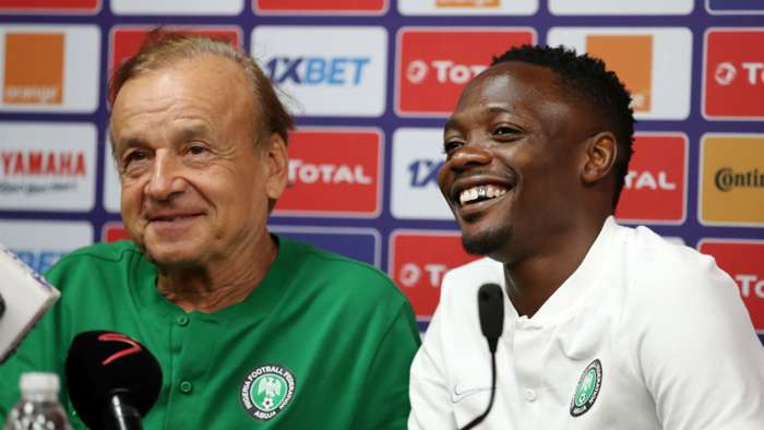 Gernot Rohr says he wants clubless Ahmed Musa to sort out his career before Nigeria?s must win AFCON qualifiers