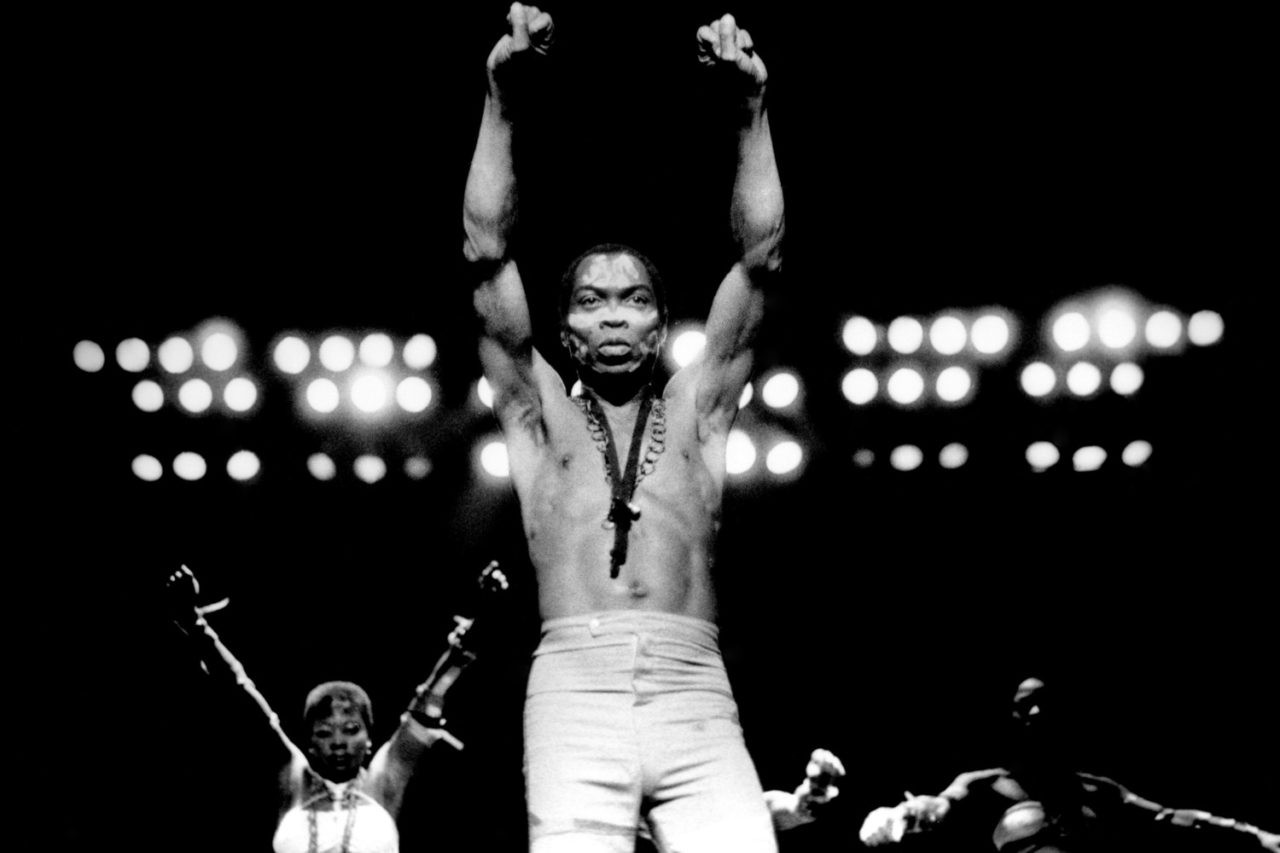 Late Afrobeat pioneer, Fela Anikulapo Kuti?nominated alongside Jay-Z and Mary J. Blige for 2021 Rock & Roll Hall of fame